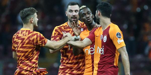 Galatasaray, 3'te 3 peşinde...
