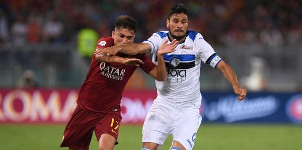Roma - Atalanta: 3-3