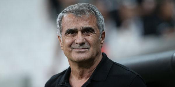 UEFA'dan Şenol Güneş'e davet