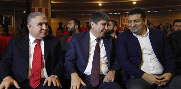 Antalyaspor'da flaş karar! Başkan...