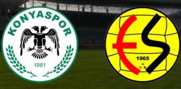 Konyaspor'dan Eskişehirspor'a vefa örneği