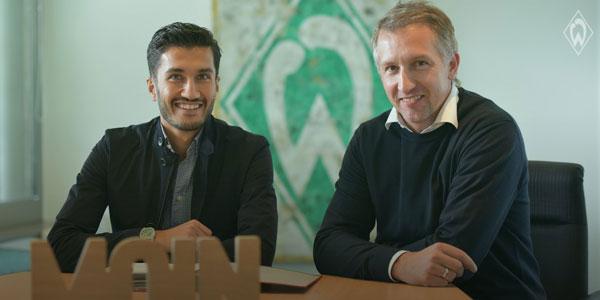 Werder Bremen Nuri Şahin'i resmen açıkladı!
