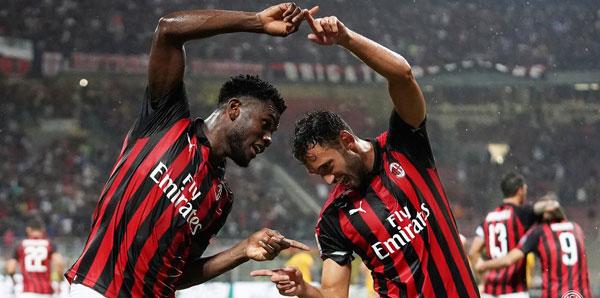 Milan - Roma: 2-1