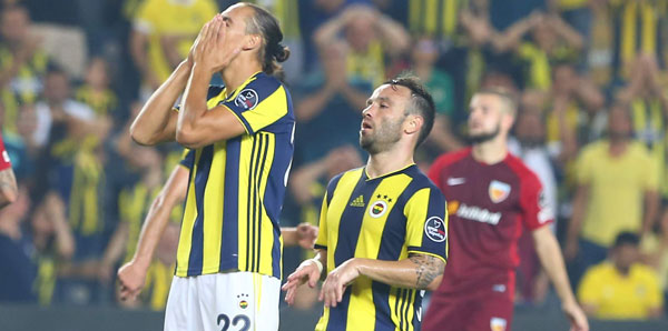 Fenerbahçe'den tarihinin en kötü başlangıcı