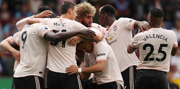 Manchester United, Burnley deplasmanında kazandı