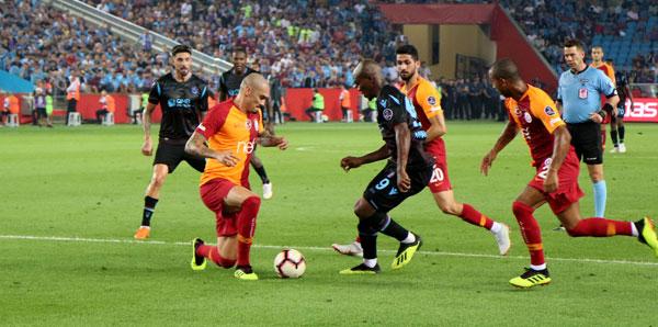 Galatasaray'da sorun çok