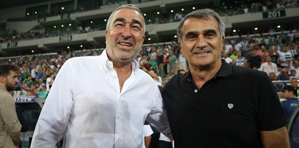 """Samet Aybaba: """"Maçı kaybettik derken 1-1 çok iyi sonuç oldu"""""""