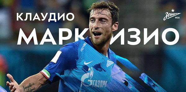 Zenit, Marchisio'yu transfer etti!