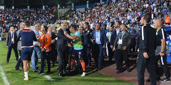 Erzurumspor'dan Emre Belözoğlu'na tepki