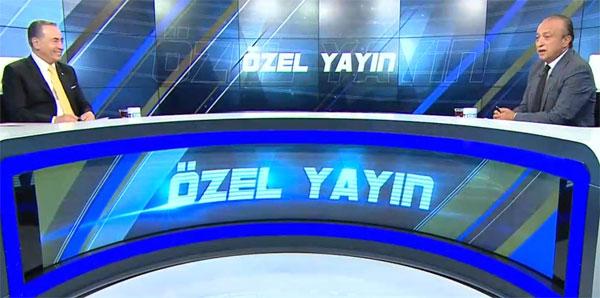 "Mustafa Cengiz: ""Hayaller Van Persie, gerçekler tam tersi"""