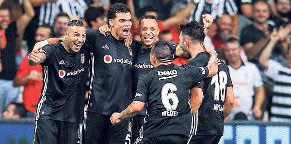 Beşiktaş'ta 2019 kriterleri