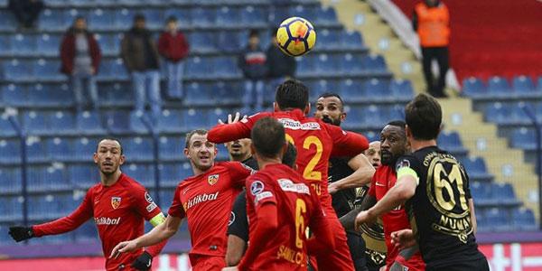 Kayseri, Osmanlıspor'la özel maç yapacak