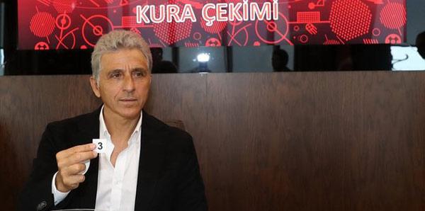 Türkiye Kupası'nda 2. eleme turu kuraları çekiliyor