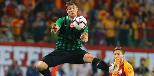 Galatasaray istedi Seleznyov'u Akhisarspor bırakmadı