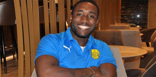 Dja Djedje: 'Ankaragücü'nden teklif aldığımda mutlu oldum'