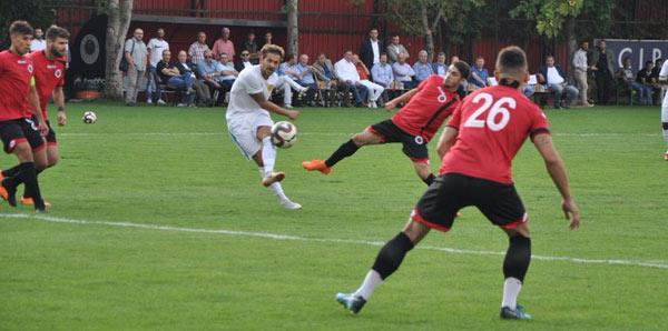 Ankaragücü'nden Gençlerbirliği'nde 4 gol!