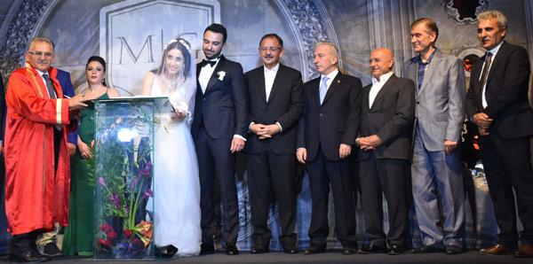 Başkan Erol Bedir'in mutlu günü