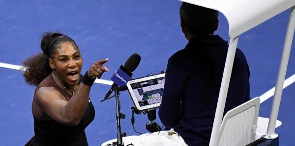 Serena Williams'ın cezası belli oldu