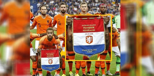 Hollanda kendi ismini yazamadı!