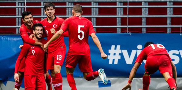 İsveç-Türkiye: 0-1