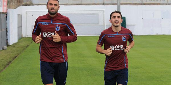 Trabzonspor'dan Burak Yılmaz açıklaması! İşte rakamlar...