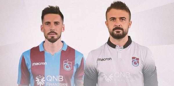 Trabzonspor'da ikinci kaptanlık Sosa'ya verildi