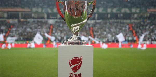 Ziraat Türkiye Kupası'nda üçüncü tur kura çekimi gerçekleştirildi