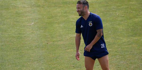 Valbuena, Dinamo Zagreb maçının kadrosuna alınmadı