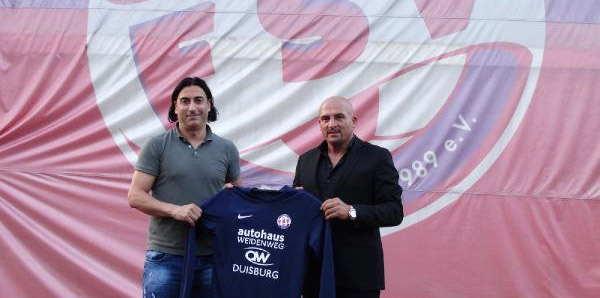 Erhan Albayrak, FSV Duisburg'un başına getirildi