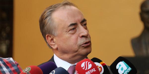 Mustafa Cengiz: 'Türk futbolu ve Galatasaray için olumlu karar çıkacak'
