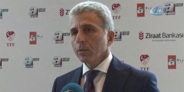 Ali Düşmez: EURO 2024 için elimizden geleni yaptığımızı düşünüyoruz