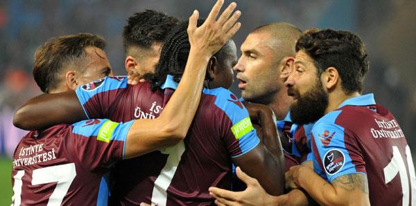 Trabzonspor, formda Yeni Malatyaspor karşısında