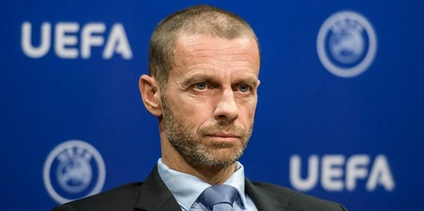 UEFA Başkanı Ceferin seçimde tek aday!
