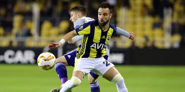 """Valbuena: """"Fenerbahçe'nin hedefleri gruptan çıkabilmek"""""""