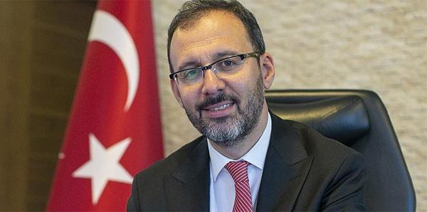 Bakan Kasapoğlu'ndan PFDK kararları hakkında açıklama