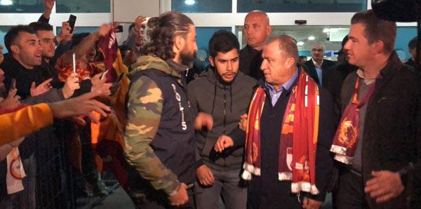 Galatasaray'a Kayseri'de büyük ilgi!