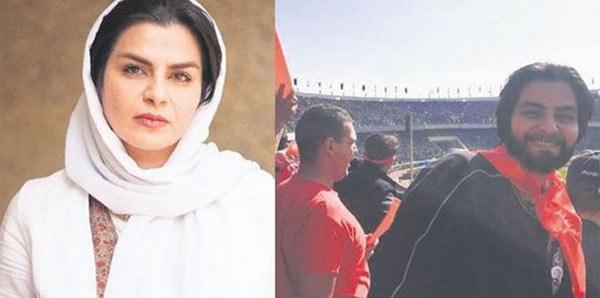 İranlı kadınlar maçlara erkek kılığına giriyor