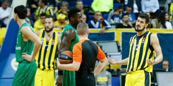 Fenerbahçe Maccabi Fox Tel Aviv deplasmanında