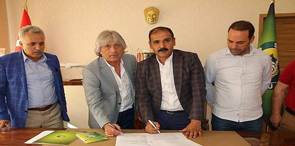 Şanlıurfaspor'da Kemal Kılıç dönemi bitti