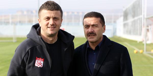 Sivasspor, Hakan Keleş yönetiminde çalıştı