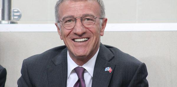 Trabzonspor'da Ahmet Ağaoğlu yeniden aday