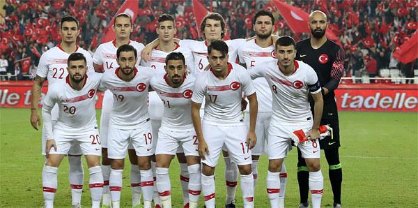 Türkiye'nin C Grubu'ndaki rakipleri 2 Aralık'ta belli olacak