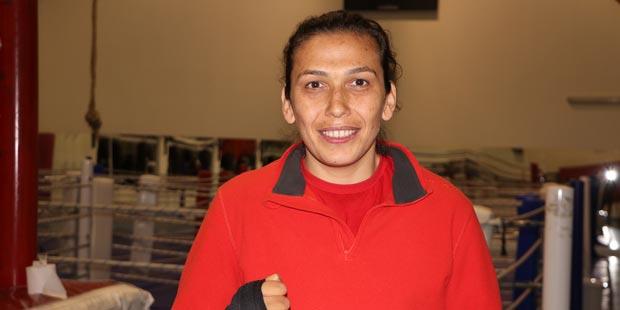 Elif Güneri bronz madalya kazandı!