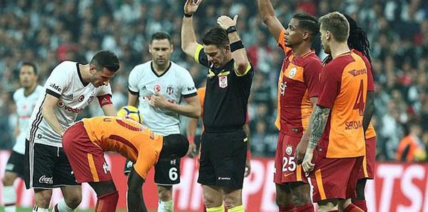 Süper Lig'de kritik derbi: Beşiktaş-Galatasaray