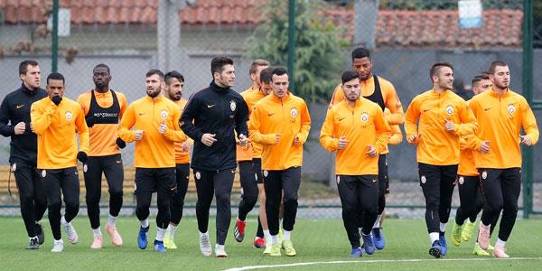 Galatasaray, Keçiörengücü'ne konuk oluyor