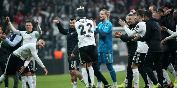 Beşiktaş seriyi devam ettirmek istiyor