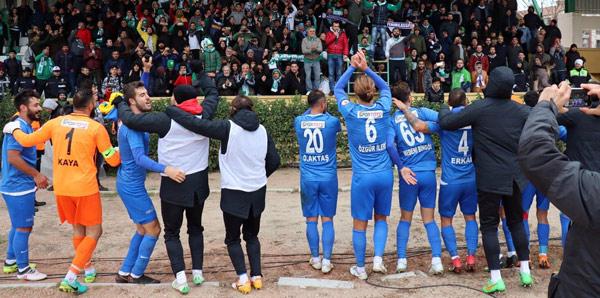Bodrumspor-Ankaragücü: 4-2