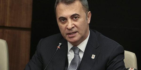 Fikret Orman'dan flaş açıklama! 'Mustafa Cengiz...'