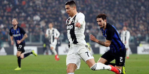 Juventus Wins Inter With A Single Goal