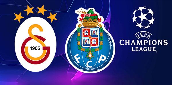 GS-Porto maçı ilk 11ler... Galatasaray-Porto maçı hangi kanalda şifresiz mi?